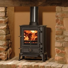 4Kw wood burner